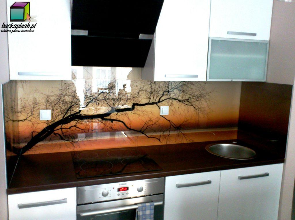 szklane panele kuchenne fronty szklane meblowe szyby