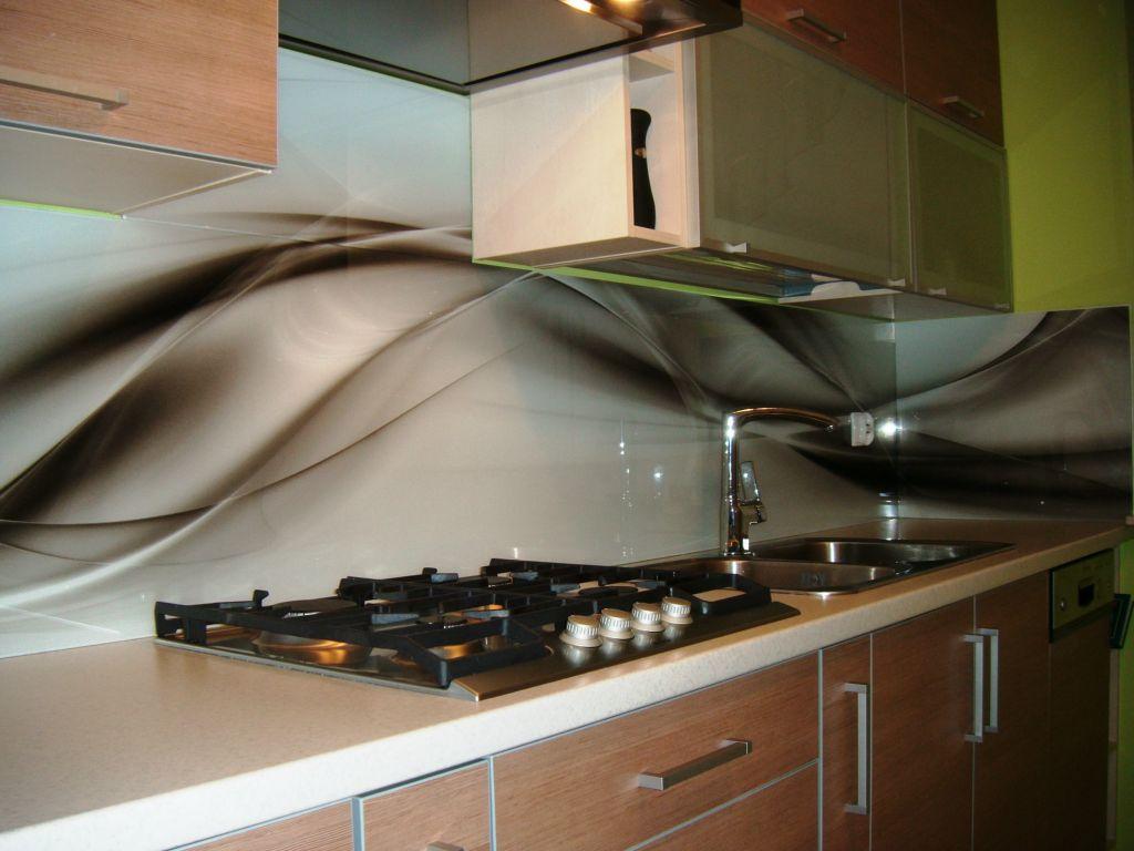 фартук на кухню из стекла фото спб