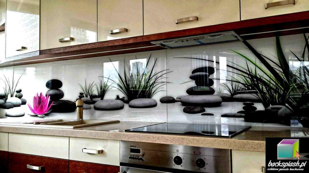 Realizacje Paneli Szklanych Do Kuchni I łazienki Szkło W