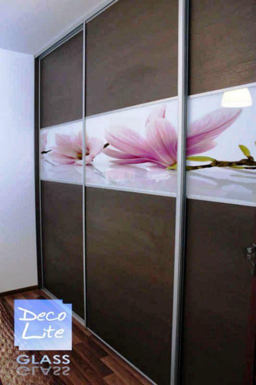 Zupełnie nowe Panele szklane w szafach przesuwnych - Backsplash QD88